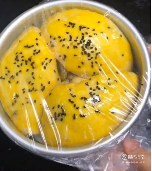 蒸面包的做法