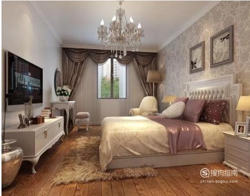 主卧床铺怎么摆放合适?