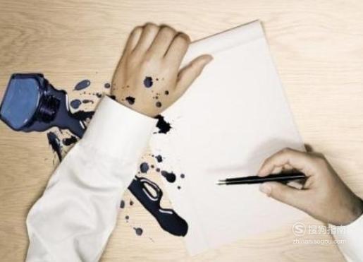 怎样轻松去除手上的墨水渍?,来学习吧