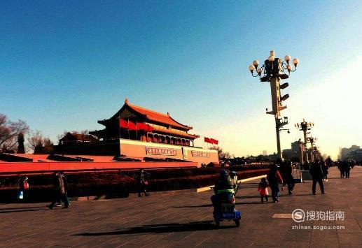 北京天安门旅游 看完你