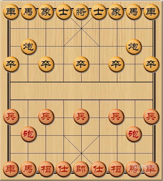 中国象棋的基本杀法之