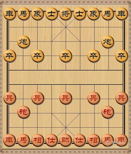 中国象棋的基本杀法——飞禽走兽杀法  详细始末