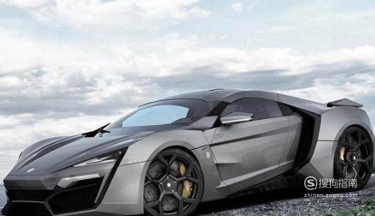 全球最贵十大豪车排行榜