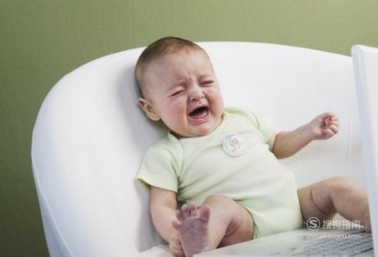 为什么宝宝夜里哭闹?