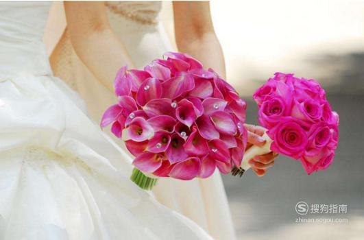 新娘手捧花有什么讲究