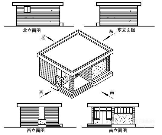 建筑图纸符号大全