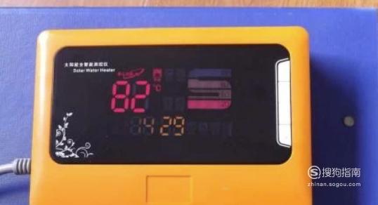 太阳能热水智能控制仪如何操作