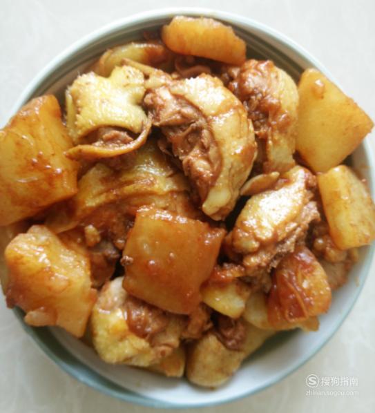鸡块焖土豆的做法,这些经验不可多得