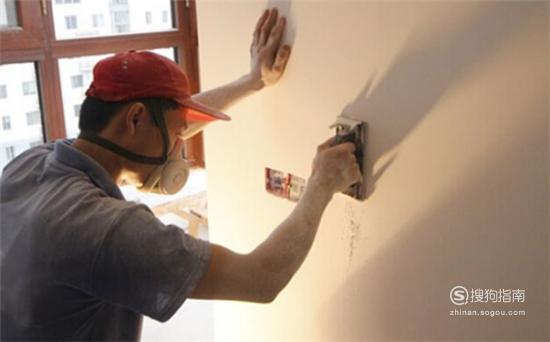 内墙乳胶漆涂刷详细流程图文并茂