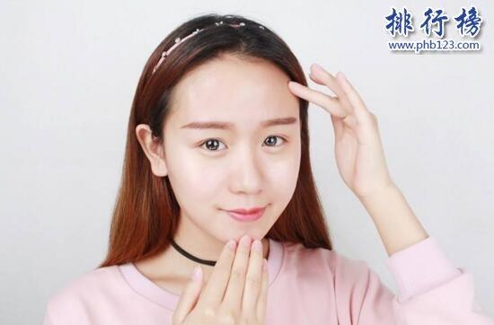 国产化妆水品牌排行