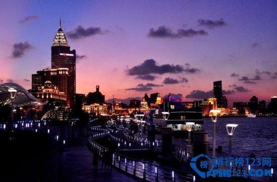 上海十大不可错过的夜景赏玩地,来研究下吧
