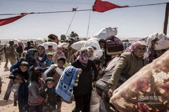 中国为什么不愿意接受叙利亚难民 来看看吧