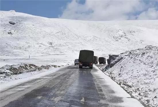 路面结冰,有哪些安全