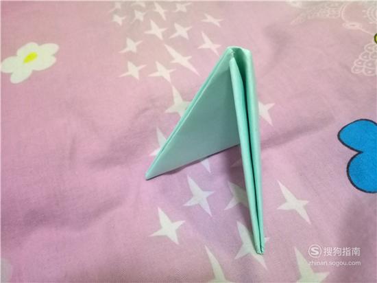 三角插怎么折,专家详