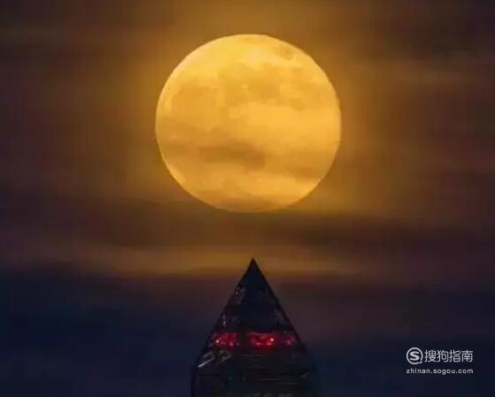 """怎样拍摄""""超级月亮""""效果更好"""