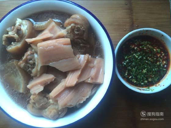 猪手藕汤的家常做法 具体内容