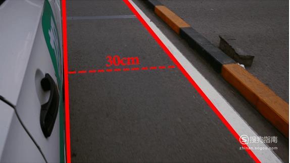 科目二曲线行驶S弯操作技巧图解,懂得这些技巧就够了