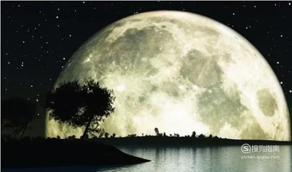 怎样画中秋月,又快又好