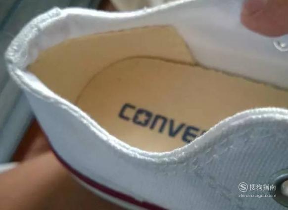 怎样辨认匡威Converse的