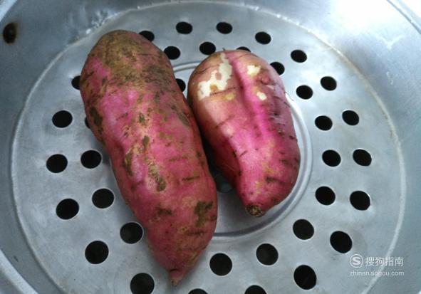 红薯丸子怎么做好吃,看完你就知道了