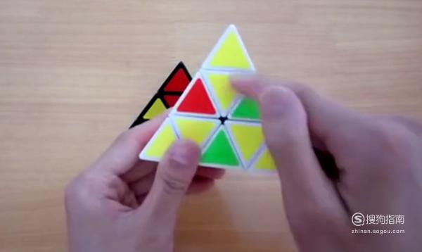 三角魔方教程图解 值得一看