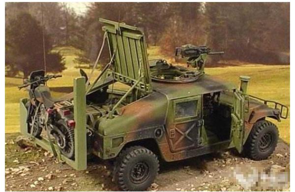 世界十大军用越野车 这些顶级越野车,你认识几个