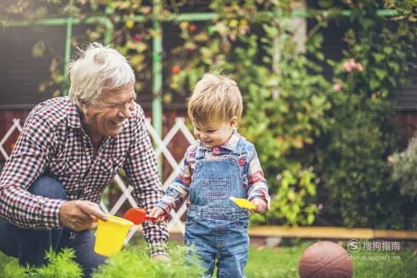 祖父母过度袒护小孩怎么办 这几步你要了解