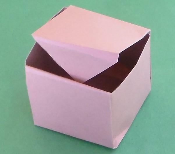 手工折纸盒子教程 来研究下吧