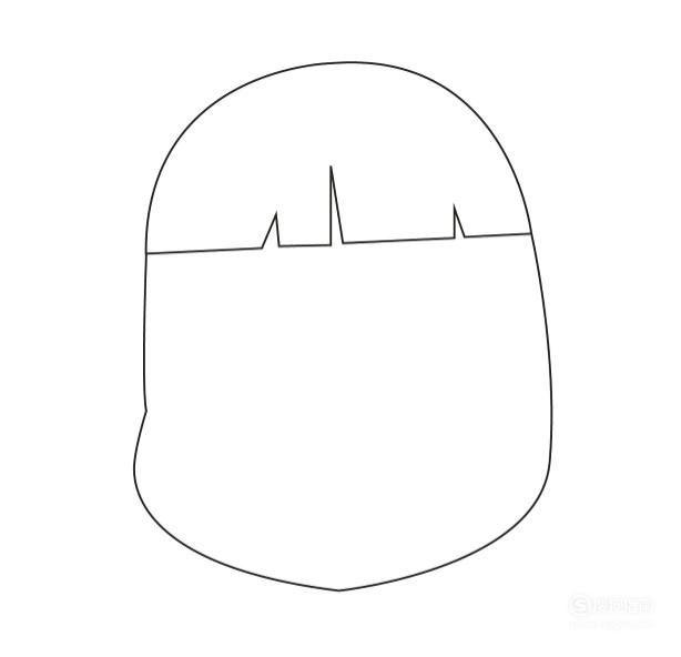 哪吒之魔童降世里面的哪吒简笔画画法 来学习吧