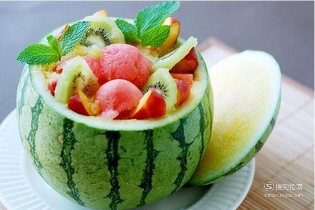 夏天来了,教你如何买西瓜,吃西瓜 具体内容