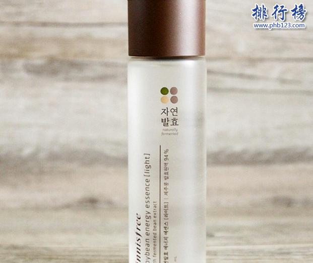韩国面部精华液排行榜10强 好用的韩国精华液推荐