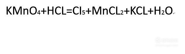 如何配平一般的氧化还