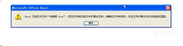 excel无法打开文件因文件格式或文件扩展名无效 来充电吧