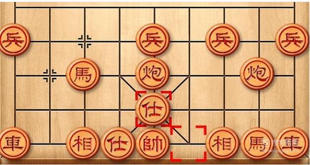 中国象棋如何玩,规则