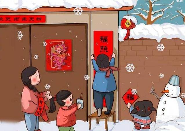 春节习俗你知道多少?