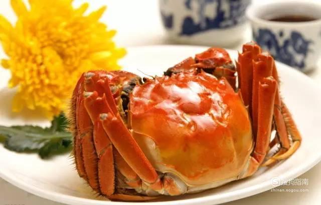 如何吃大闸蟹?大闸蟹怎么吃【吃法图解】 看完你就知道了