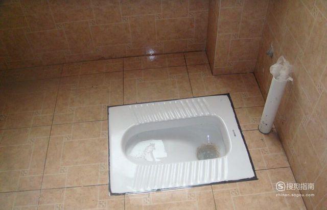 卫生间蹲坑安装教程