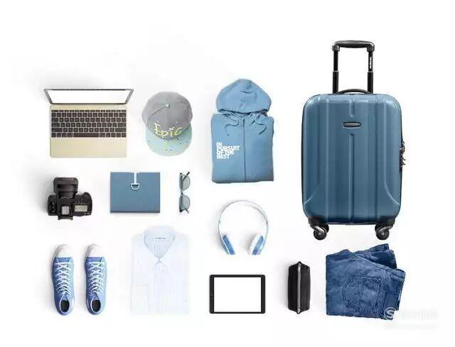 出门旅游必备用品清单(最新版),看完你学会了么