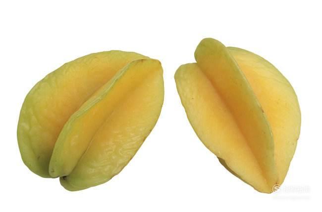 杨桃的营养功效与禁忌