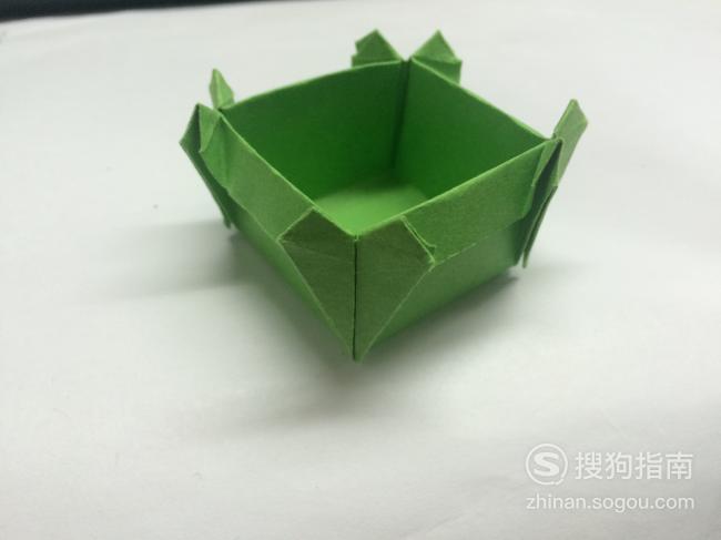 如何制作折纸盒子、手工盒子,又快又好