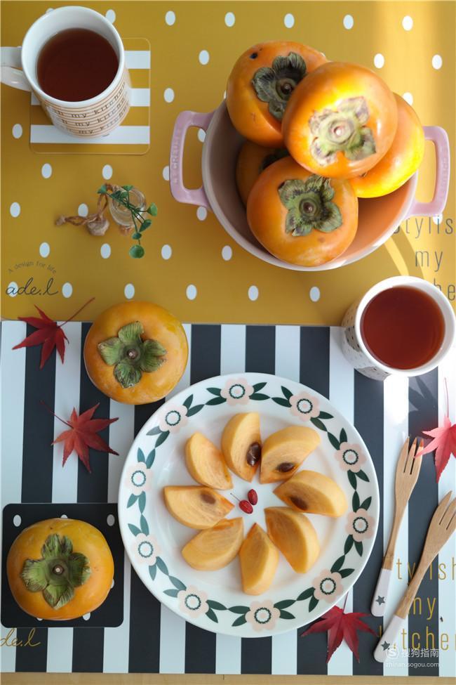 柿子该怎么吃 柿子该怎样吃,你值得一看的技巧
