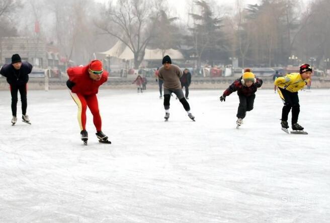 怎样快速学会溜冰,来