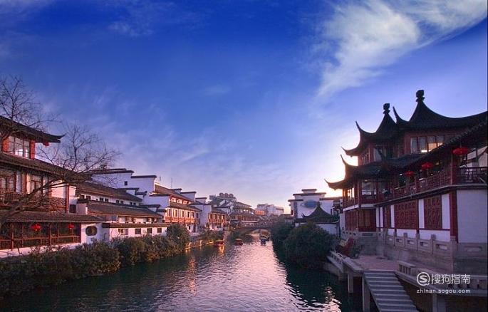 南京旅游景点介绍