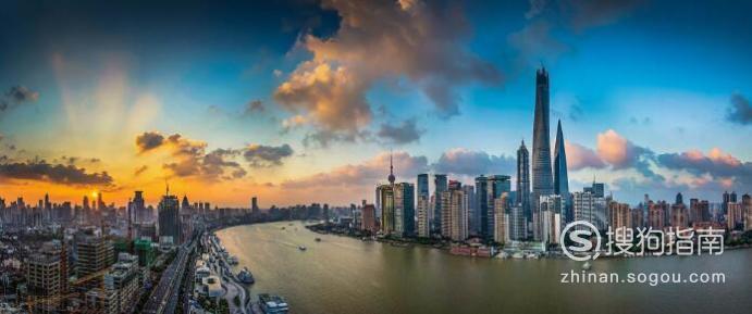到上海旅游一定要去的10个景点 看完你学会了么