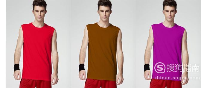 用PS,不用一分钱免费换任意颜色新衣服
