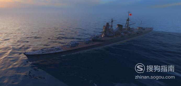战舰世界最上怎么玩?
