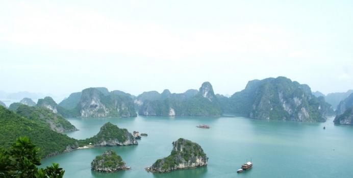 现在到越南旅游要多少钱?,来充电吧