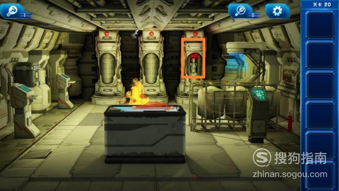 密室逃脱9太空迷航第二十关攻略,来学习吧