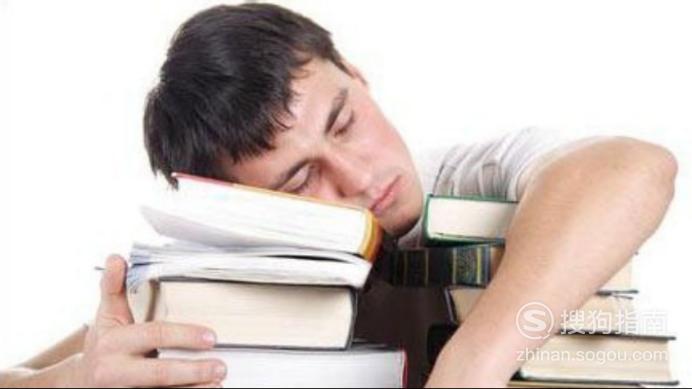 高中生上课打瞌睡怎么