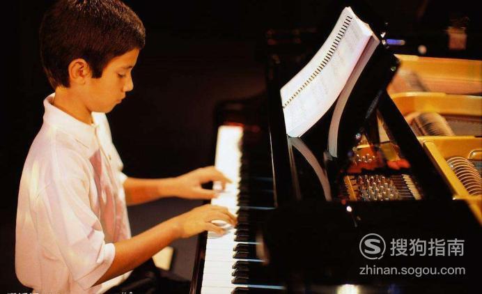 钢琴入门自学教程 来充电吧